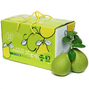 文旦-優等10斤禮盒(12大果)